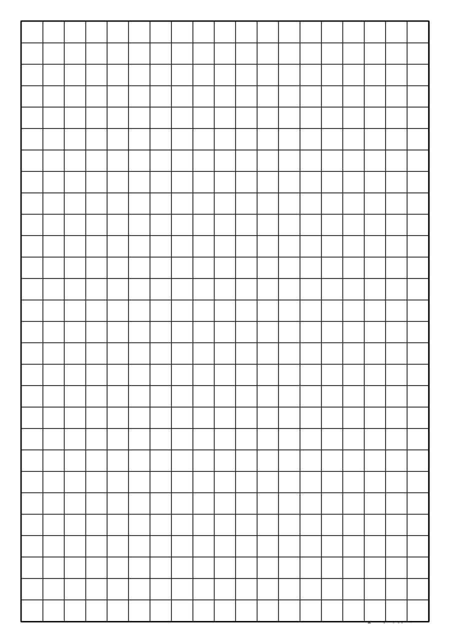 30+ Free Printable Graph Paper Templates (Word, Pdf) ᐅ Intended For Graph Paper Template For Word
