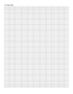 30+ Free Printable Graph Paper Templates (Word, Pdf) ᐅ regarding Blank Picture Graph Template