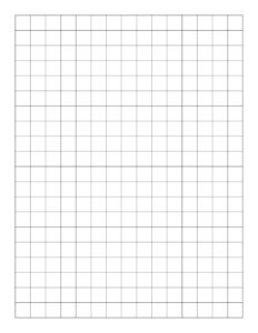 30+ Free Printable Graph Paper Templates (Word, Pdf) ᐅ within Blank Picture Graph Template