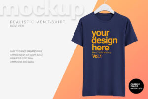 30 Free T-Shirt Mockups For Clothing Brands & Print Shops throughout Blank T Shirt Design Template Psd