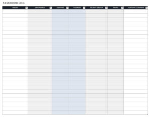 30+ Free Task And Checklist Templates | Smartsheet intended for Blank Checklist Template Word