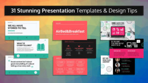31 Stunning Presentation Templates And Design Tips for Powerpoint Templates For Communication Presentation