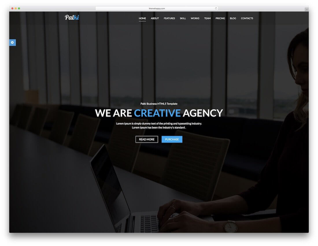 33 Awesome Html5 Landing Page Templates 2019 - Colorlib With Html5 Blank Page Template