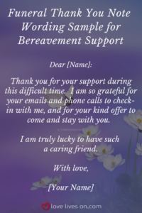 33+ Best Funeral Thank You Cards | Sympathy Thank You with Sympathy Thank You Card Template