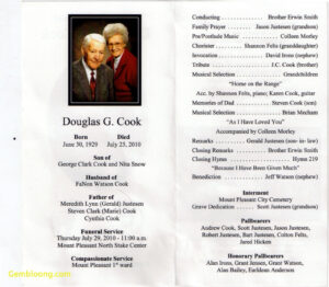 33+ Free Obituary Template Download [Word, Pdf] – Freemium!! within Obituary Template Word Document