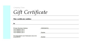 33 Hockey Certificates Templates Free for Hockey Certificate Templates