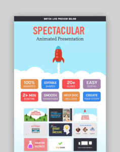 35+ Best Free & Premium Animated Powerpoint Templates With intended for Powerpoint Presentation Animation Templates