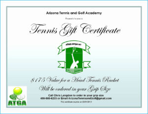 35 Best Of Golf Gift Certificate Template | Alaskafreepress Throughout Tennis Gift Certificate Template