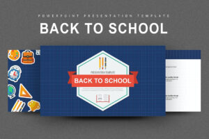 35+ Free Education Powerpoint Presentation Templates pertaining to Back To School Powerpoint Template