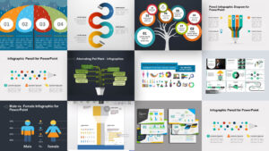 35+ Free Infographic Powerpoint Templates To Power Your within How To Design A Powerpoint Template