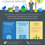 35+ Highly Shareable Product Flyer Templates & Tips   New Inside Commercial Cleaning Brochure Templates