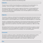 35+ Soap Note Examples (Blank Formats & Writing Tips) Within Soap Note Template Word