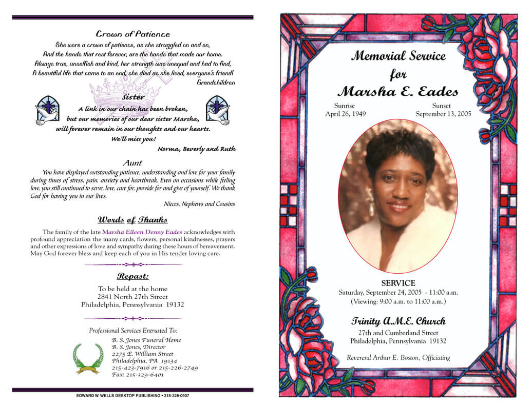 37+ Obituary Templates Download [Editable & Professional Pertaining To Obituary Template Word Document