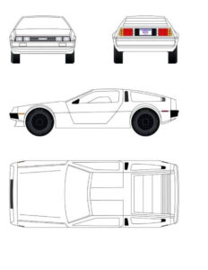 39 Awesome Pinewood Derby Car Designs & Templates ᐅ pertaining to Blank Race Car Templates