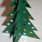 3D Christmas Tree Card Template - 10+ Professional Templates in 3D Christmas Tree Card Template