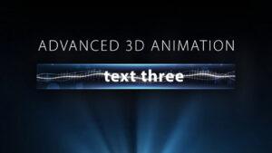 """3D Minecraft Server Banner Template (Advanced) – """"soundwave Dreams"""" in Minecraft Server Banner Template"""