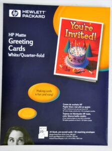 4+ Quarter Fold Card Templates – Psd, Ai, Eps | Free in Quarter Fold Greeting Card Template