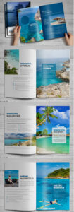 40+ Best Travel And Tourist Brochure Design Templates 2019 in Travel And Tourism Brochure Templates Free