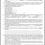 40+ Free Loan Agreement Templates [Word & Pdf] ᐅ Template Lab In Blank Loan Agreement Template