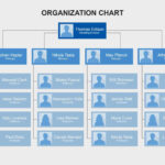 40 Organizational Chart Templates (Word, Excel, Powerpoint) Pertaining To Organization Chart Template Word