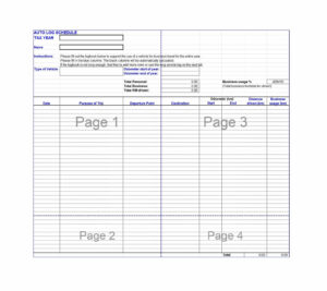 40 Printable Vehicle Maintenance Log Templates ᐅ Template Lab inside Fleet Report Template