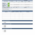 40+ Project Status Report Templates [Word, Excel, Ppt] ᐅ Intended For Executive Summary Project Status Report Template