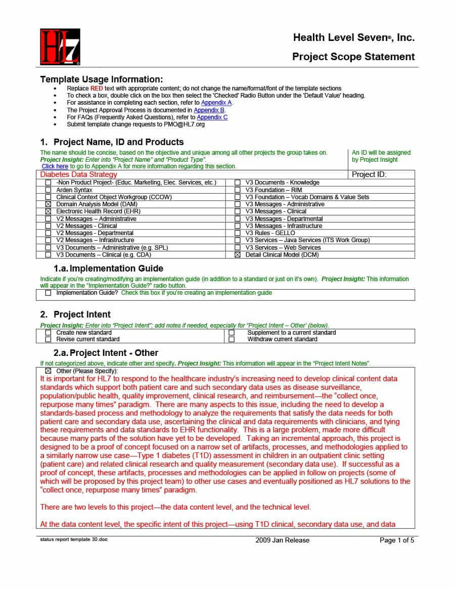 40+ Project Status Report Templates [Word, Excel, Ppt] ᐅ Intended For Project Implementation Report Template