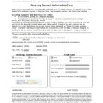 41 Credit Card Authorization Forms Templates {Ready To Use} Inside Authorization To Charge Credit Card Template