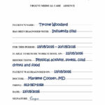 42 Fake Doctor's Note Templates For School & Work With Regard To Free Fake Medical Certificate Template