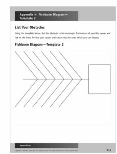 43 Great Fishbone Diagram Templates & Examples [Word, Excel] Intended For Blank Fishbone Diagram Template Word
