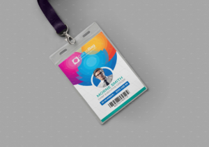 43+ Professional Id Card Designs – Psd, Eps, Ai, Word | Free pertaining to Teacher Id Card Template