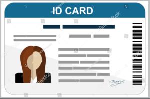 43+ Professional Id Card Designs – Psd, Eps, Ai, Word | Free regarding Faculty Id Card Template