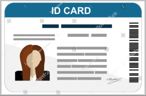 43+ Professional Id Card Designs – Psd, Eps, Ai, Word | Free throughout Id Card Template Ai