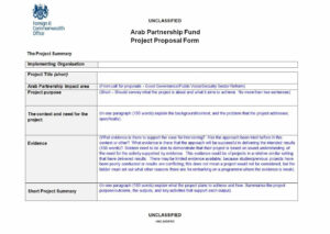 43 Professional Project Proposal Templates ᐅ Template Lab within Software Project Proposal Template Word