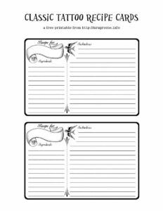 44 Perfect Cookbook Templates [+Recipe Book & Recipe Cards] intended for Microsoft Word Recipe Card Template