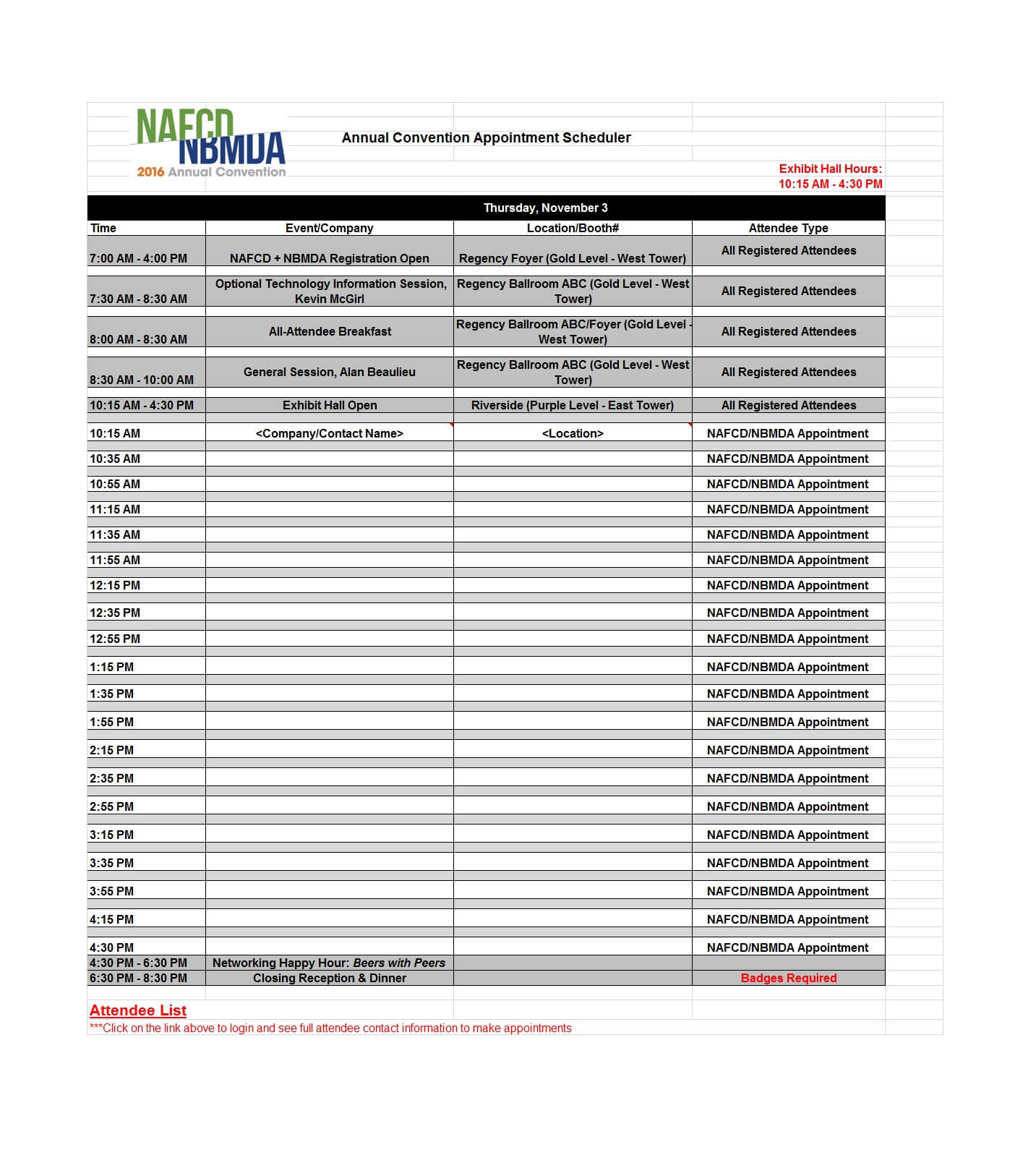 45 Printable Appointment Schedule Templates [& Appointment With Regard To Medical Appointment Card Template Free