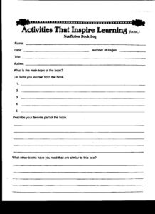 4Th Grade Book Report Template Success D7Cjcdzf | Reading within Book Report Template 4Th Grade