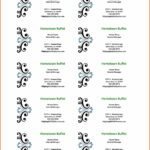 5+ Free Business Card Template Word | Andrew Gunsberg Throughout Business Cards Templates Microsoft Word