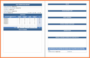 5+ Free Microsoft Word Report Templates | Andrew Gunsberg In Report Template Word 2013