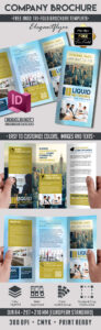 5 Powerful Free Adobe Indesign Brochures Templates! | regarding Adobe Indesign Tri Fold Brochure Template