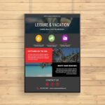 50+ Captivating Flyer Examples, Templates And Design Tips For Commercial Cleaning Brochure Templates