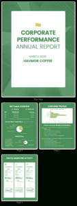 50+ Customizable Annual Report Design Templates, Examples inside Section 37 Report Template