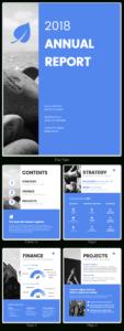 50+ Customizable Annual Report Design Templates, Examples regarding Non Profit Annual Report Template