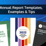 50+ Customizable Annual Report Design Templates, Examples Throughout Annual Financial Report Template Word