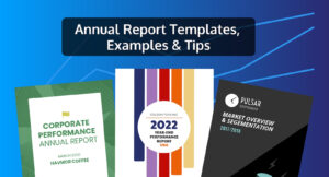 50+ Customizable Annual Report Design Templates, Examples with regard to Section 37 Report Template