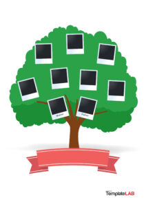 50+ Free Family Tree Templates (Word, Excel, Pdf) ᐅ throughout Fill In The Blank Family Tree Template