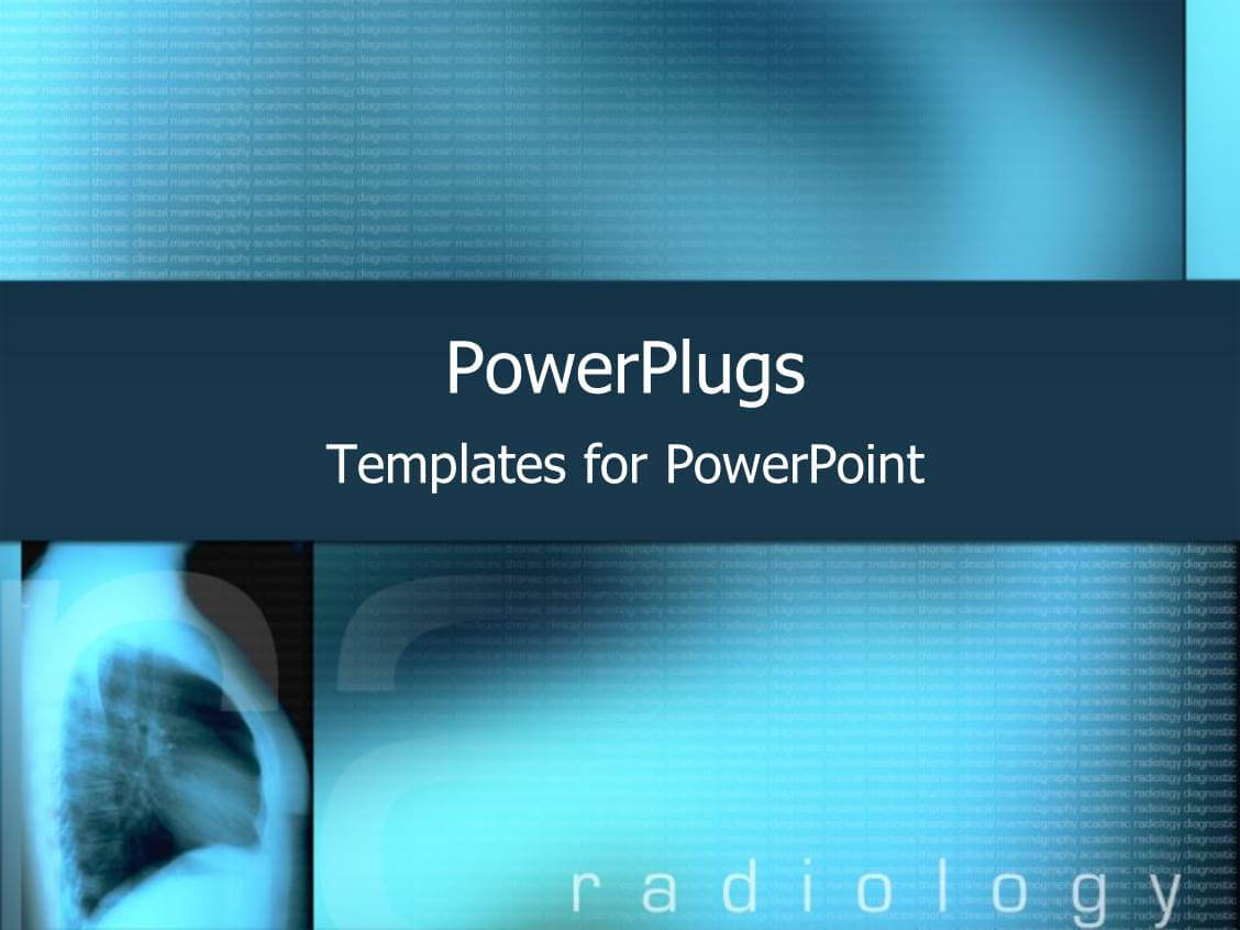 5000+ Radiology Powerpoint Templates W/ Radiology Themed Within Radiology Powerpoint Template