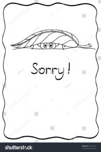 52 Templates Sorry Card Template On Every Job Search pertaining to Sorry Card Template