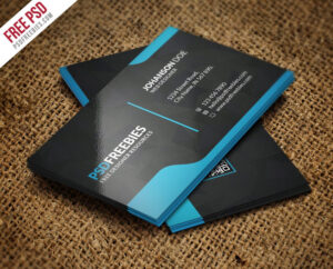55+ Best Free Modern Business Card Psd Templates In Construction Business Card Templates Download Free