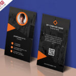 55+ Best Free Modern Business Card Psd Templates In Name Card Template Photoshop